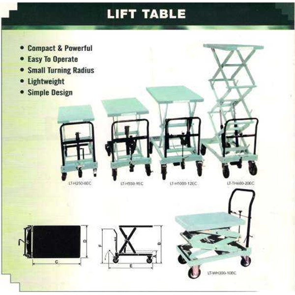 lift table opk-1