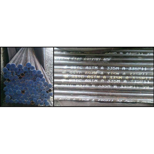 pipa/ tubing boiler, heat exchanger seamless alloy carbon steel astm a335 p11