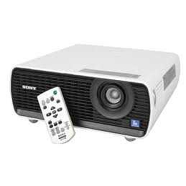 sony vpl-ex120 lcd projector