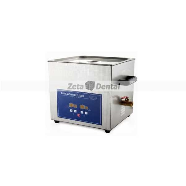 digital ultrasonic cleaner ps-g60a with timer & heater