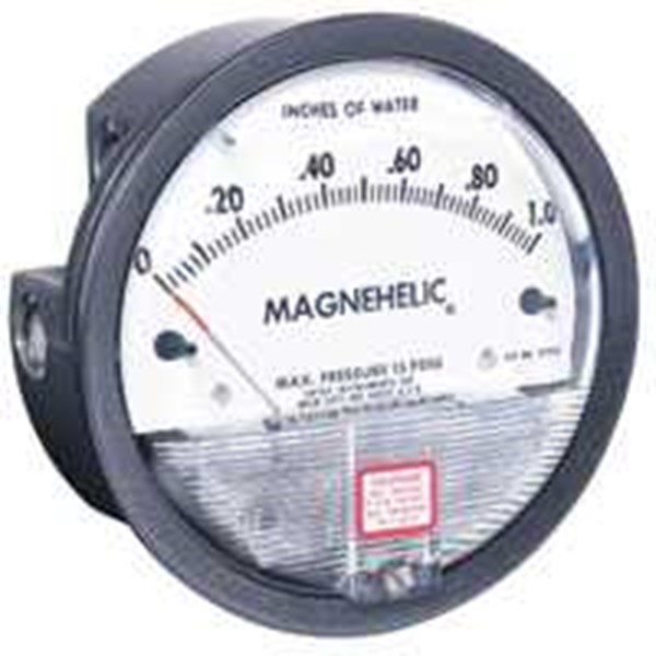 dwyre magnehelic differential pressure gage 2000 750pa
