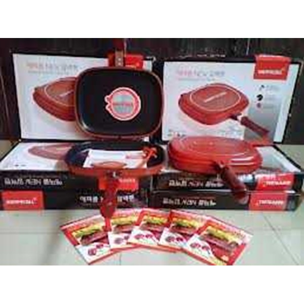 jual happy call double pan standard lejel jumbo harga murah