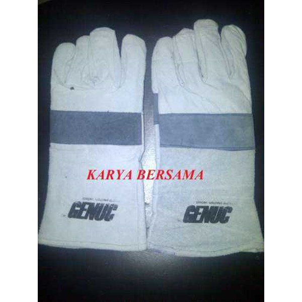 economic welding gloves 14 inch lokal