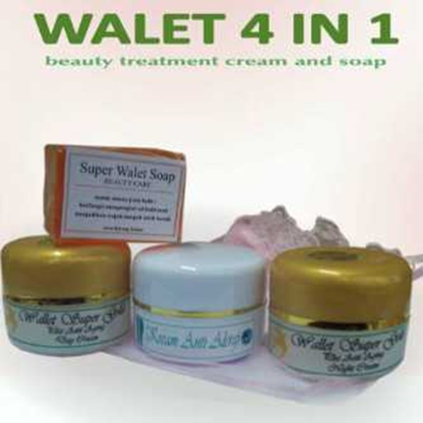 walet gold 4in1