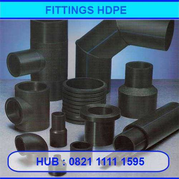 fitting pipa hdpe, pp compression, dll