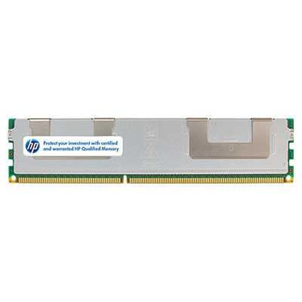 627814-b21 memory hp hp 32gb ( 1x32gb) quad rank x4 pc3l-8500 ( ddr3-1066) registered cas-7 lp