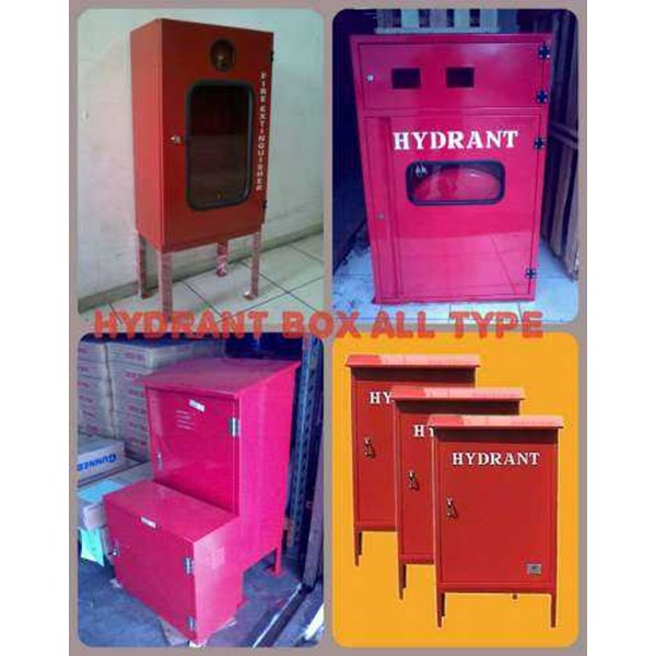 gunnebo hydrant box-all type