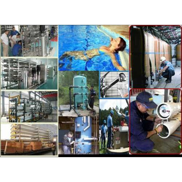 jasa perawatan ( water-treatment maintenance services )