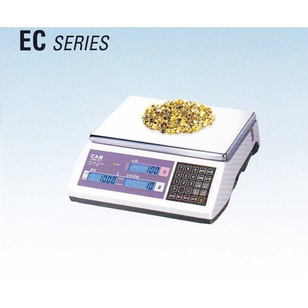 cas counting scale ec series