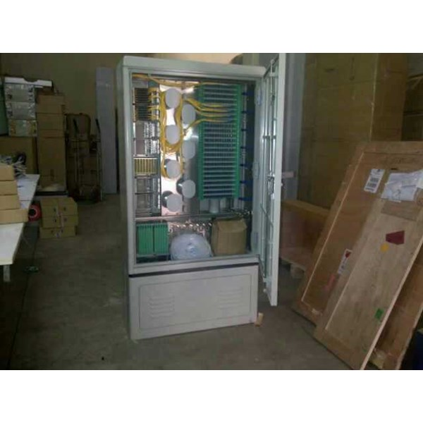 outdoor distribution cabinet -2