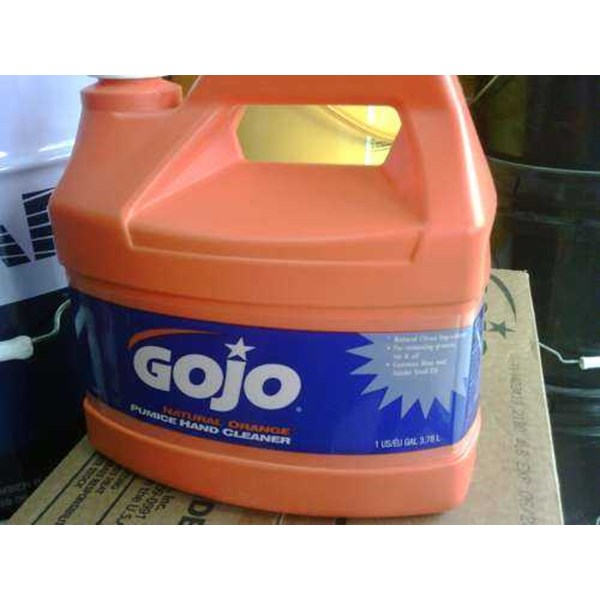 gojo original orange pumice cleaning service-5