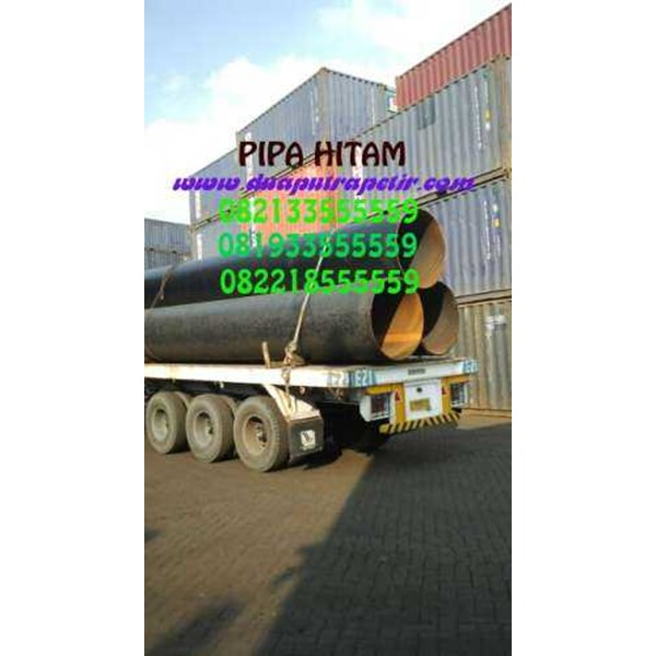 pipa besi sni seamless & welded, medium a b astm, shedule