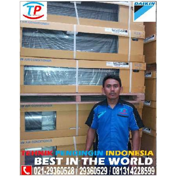 harga daikin split duct high static 5-20 pk ( fdr 05 | 06 | 08 | 10 | 13 | 15 | 18 | 20 | kay14 | ny14) packaged series r-410a-2