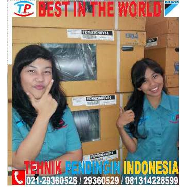 harga daikin split duct high static 5-20 pk ( fdr 05 | 06 | 08 | 10 | 13 | 15 | 18 | 20 | kay14 | ny14) packaged series r-410a-4