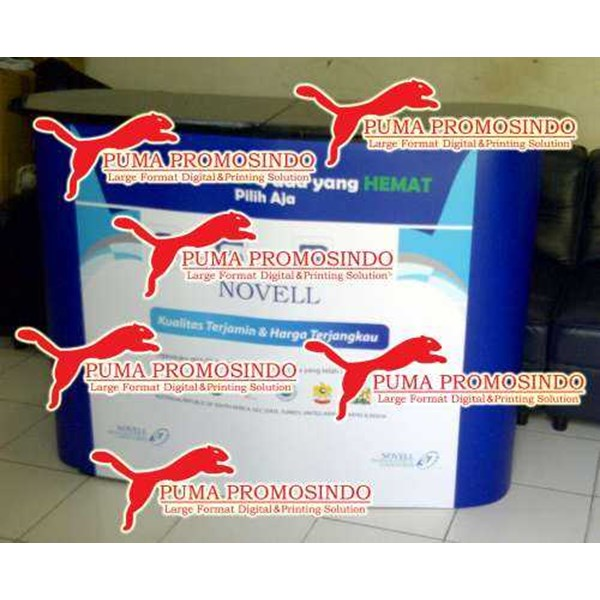 pop up counter economis