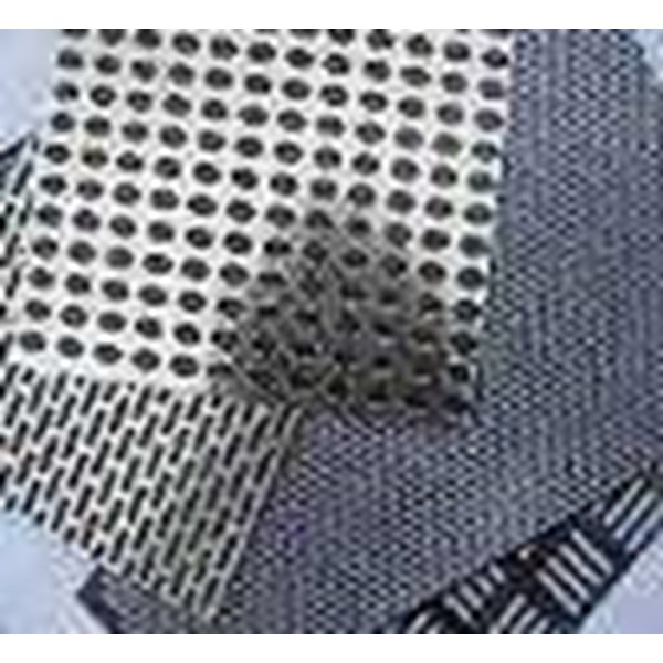 jual perforated plate / screen plate / perforated sheet-2