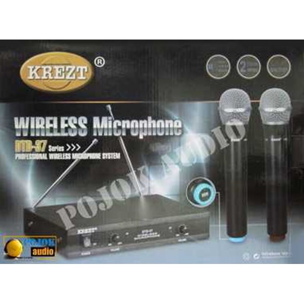 krezt dtd 37 hh microphone wireless handheld-4
