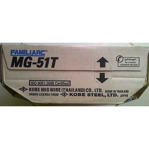 kobelco mg-51t aws a5.18 er70s-6 dia 1.2mm welding solid wire-2