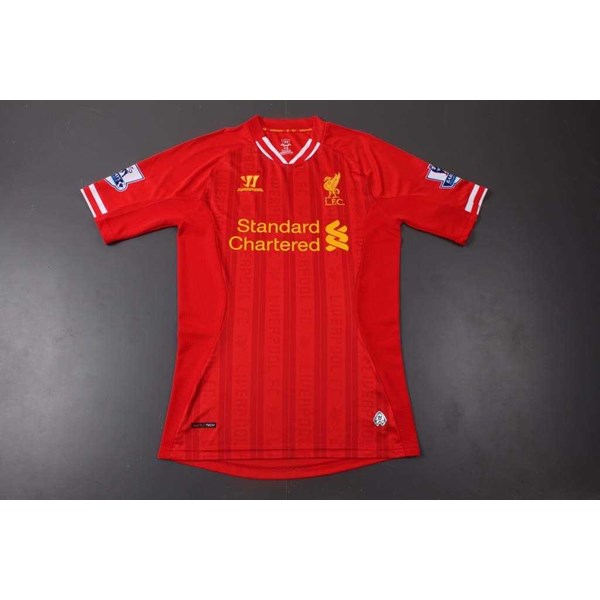 jersey grade ori liverpool home season 2013 / 2014 - 081233676712