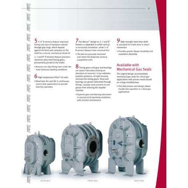 spare parts blower-2