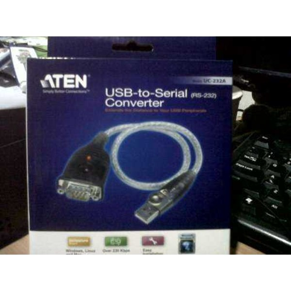 ATEN USB SERIAL CONTROLLER D DRIVER FOR PC