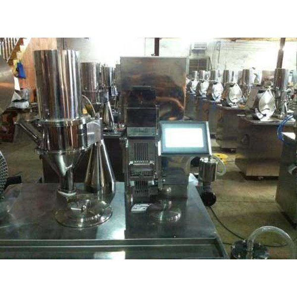 semi automatic capsule filler model: dtj-c-1