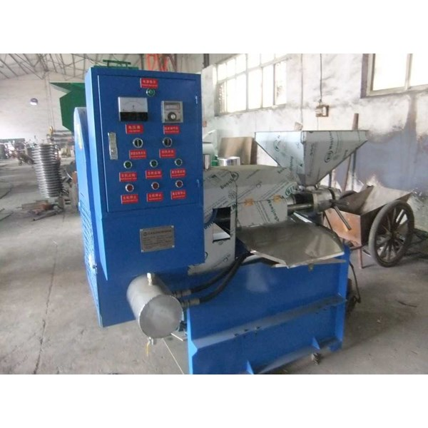 yl-80 oil extraction machine-3