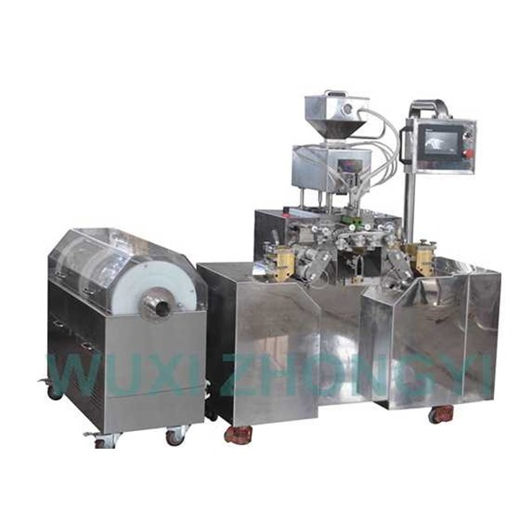 rjwj-100ii soft gel encapsulation production line