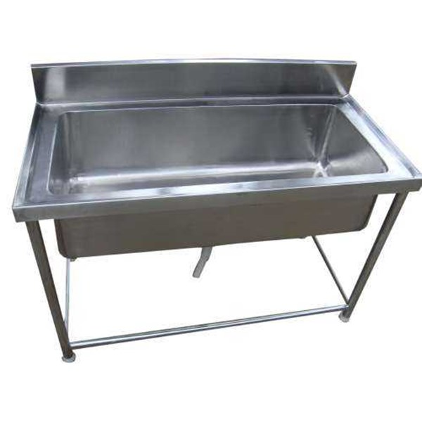 pot sink stainless steel