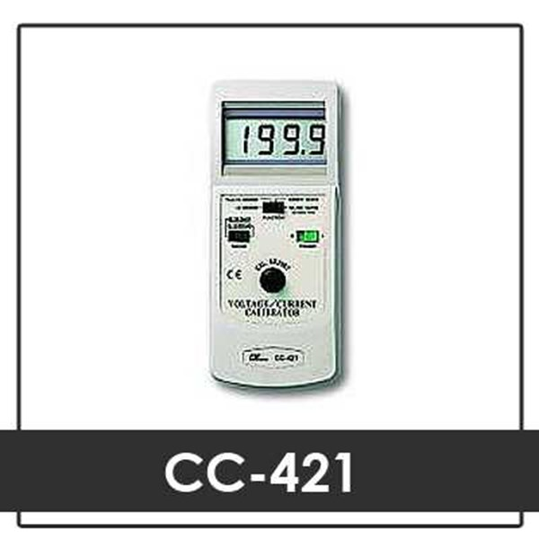 simulator, calibrators, checker cc421 voltage/ current calibrator, 70443419