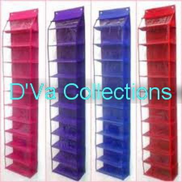 hso ( hanging shoes organizer )