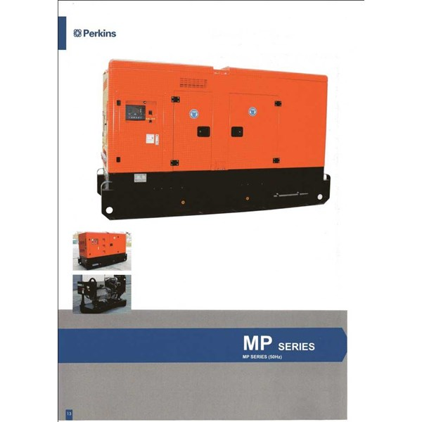 perkins genset mp series