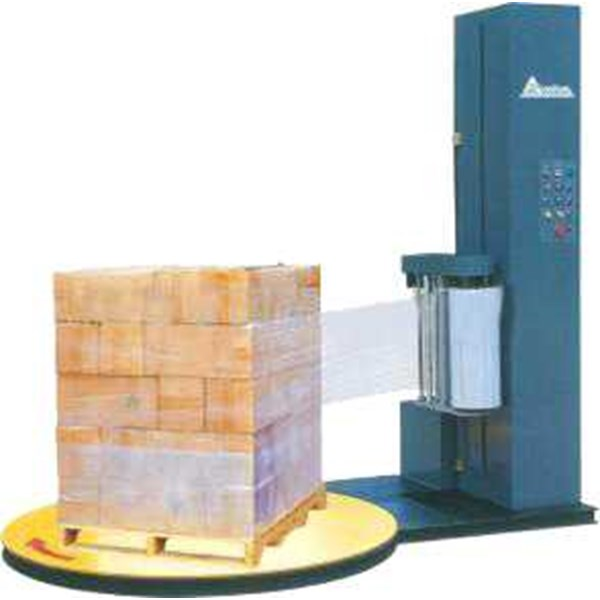 mesin wrapping packaging automatic