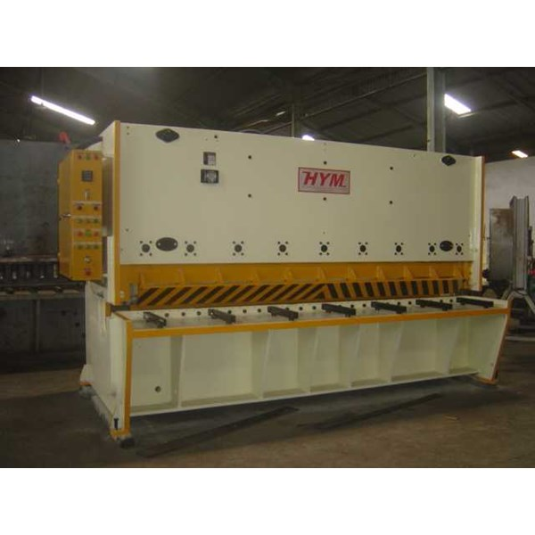 hydraulic guillotine machine, 13 x 3000mm.-1
