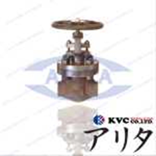 kvc globe valve - forged steel