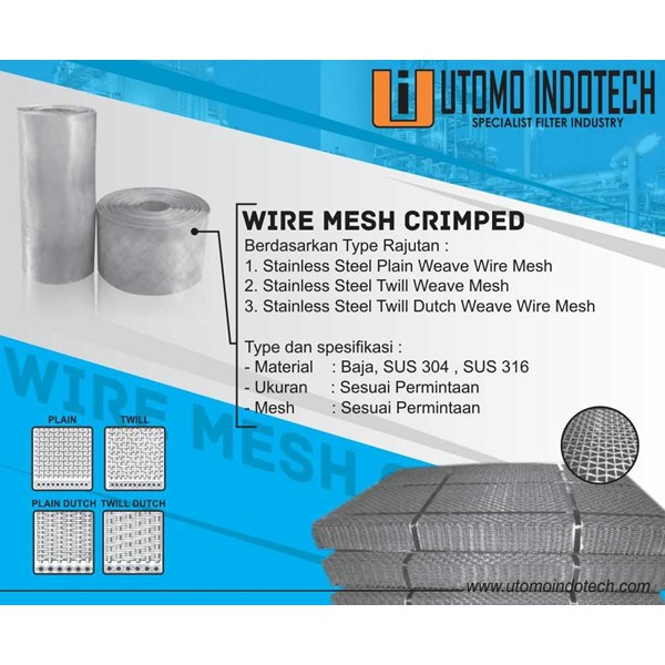 screen wiremesh stainless steel-1