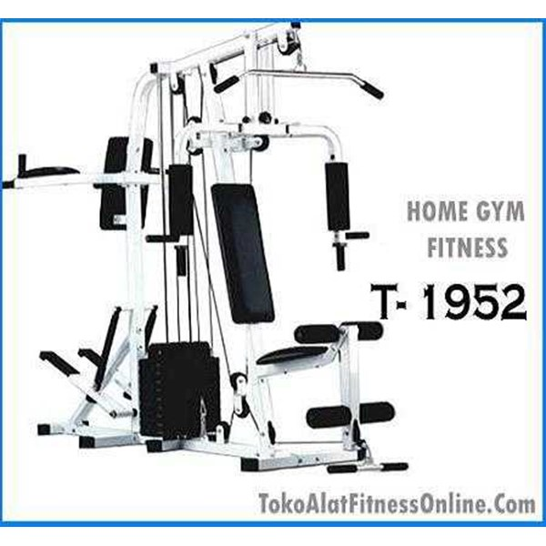 home gym 2 sisi t-1952 ( alat home gym)