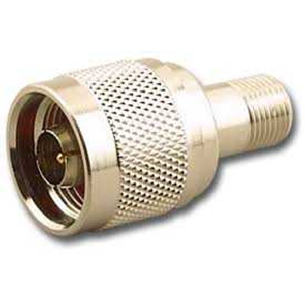 rfa-8673 – n male ( plug) to f female ( jack) adapter