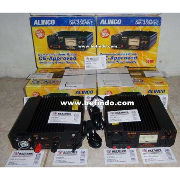 dc regulated switching power supply alinco dm-330mv ( 13.8 vdc, 30a )-2