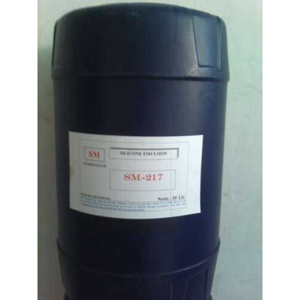sm-chem 217 silicone oil cleaner
