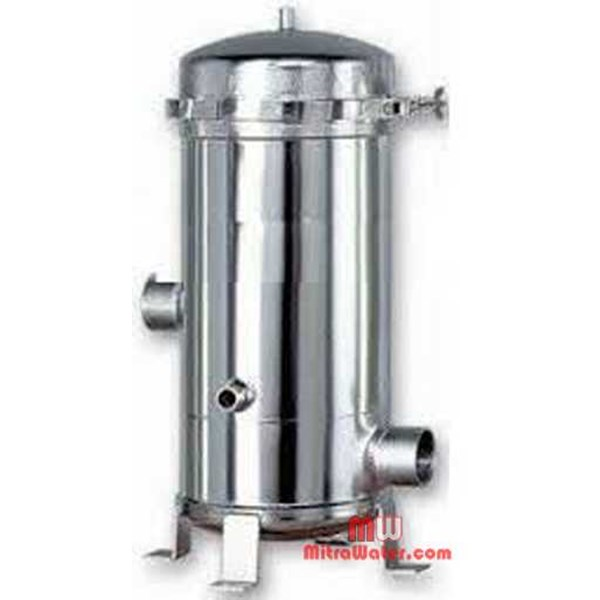 housing stainless steel isi 5 catridge 20 inch