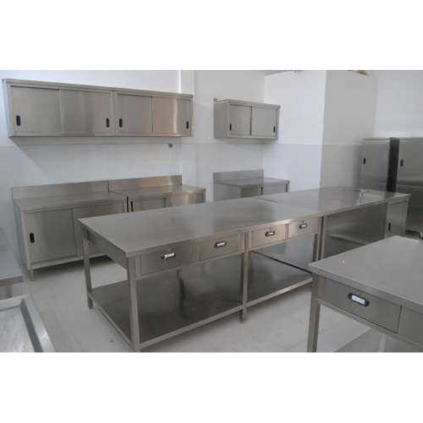 Jual Kitchen Set Bogor Pabrikasi Kitchen Equipment Meja Dapur