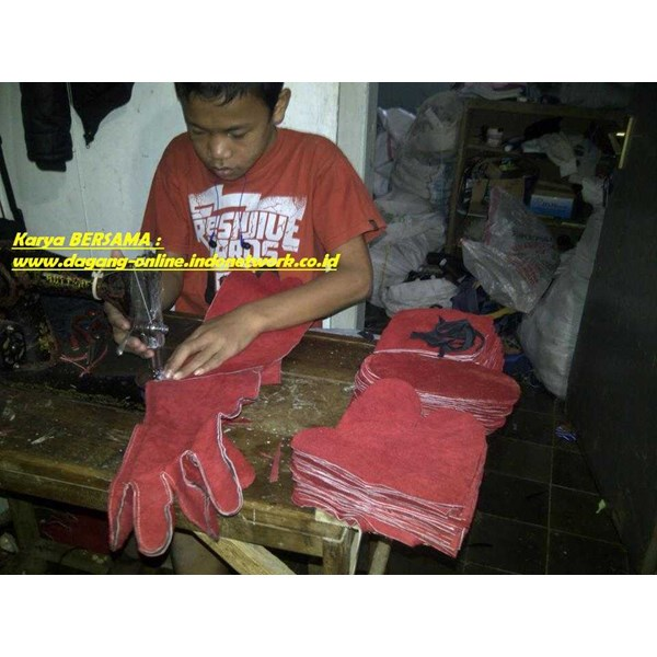 ukm welding gloves-2