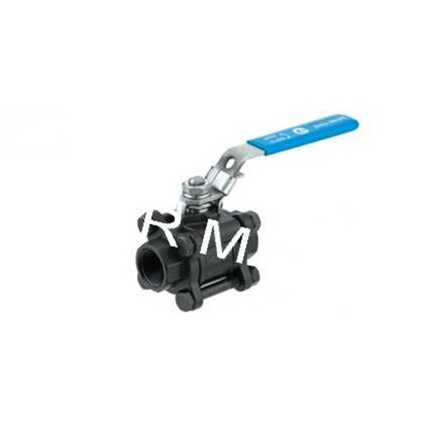 ball valve 3pc carbon steel