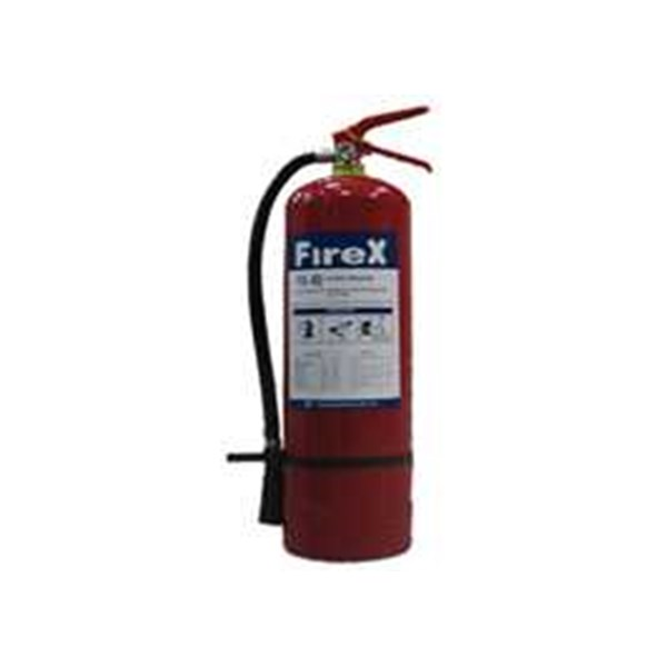 abc fire extinguisher fx-60 firex - fire protection