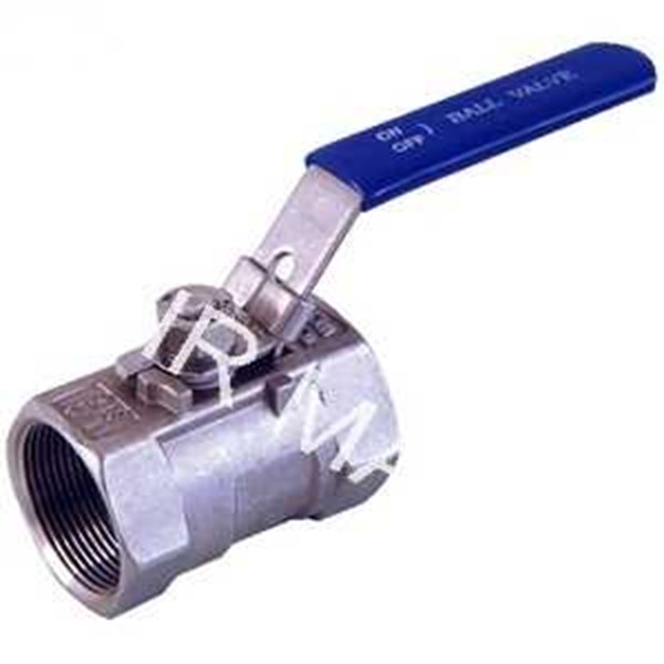 ball valve 1pc stainless steel 316 thread ( drat)