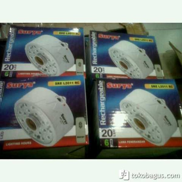 jual lampu led emergency multifungsi