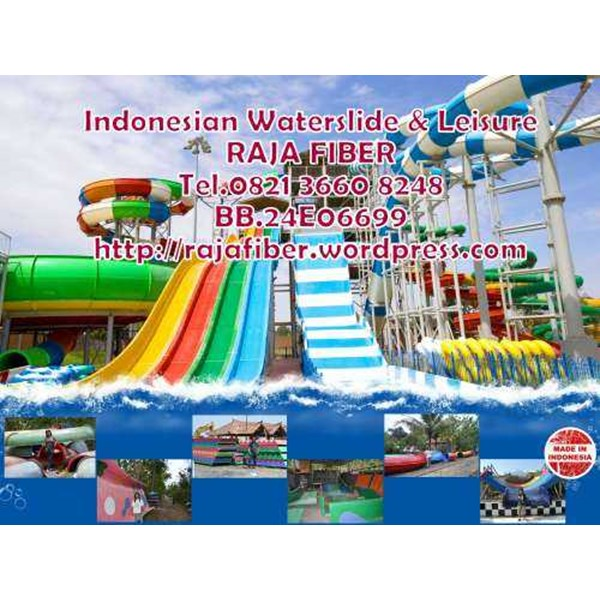 seluncuran waterpark/ waterboom murah