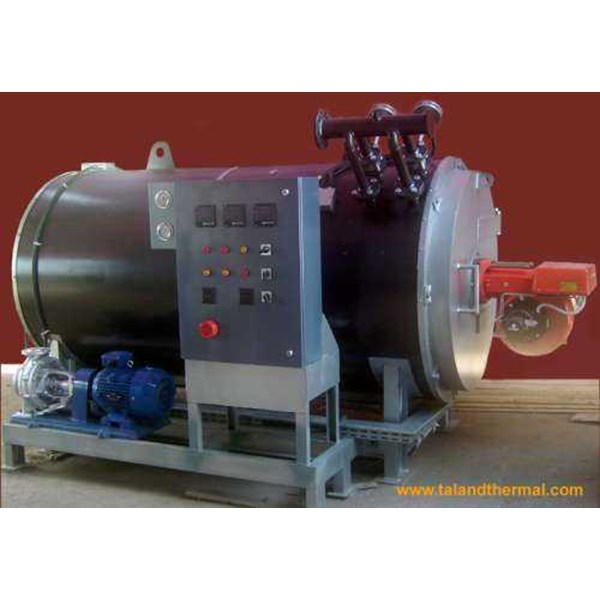 thermal oil boiler merk taland thermal hdc