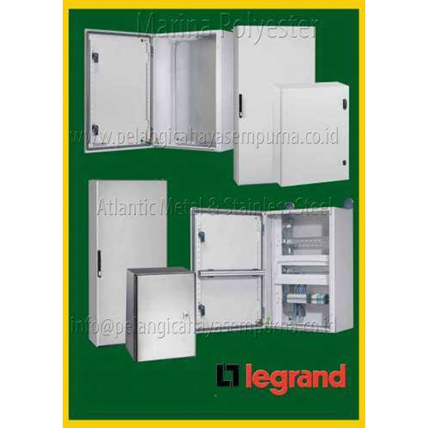 box panel legrand marina polyester & atlantic stainless-1